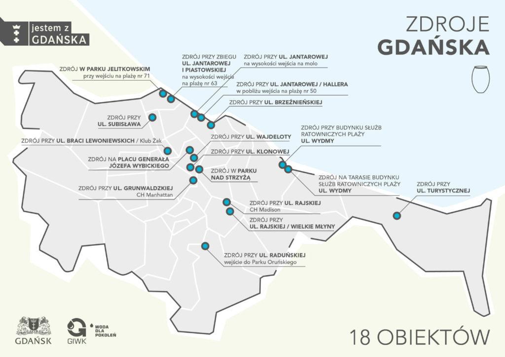 zdroje gdansk